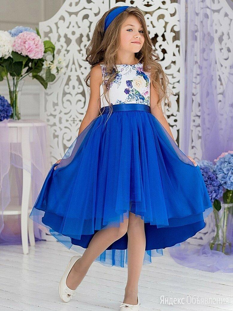 Нарядное платье для девочки по цене 2600₽ - Платья и сарафаны, фото 0