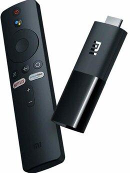 ТВ-приставки и медиаплееры - Медиаплеер XIAOMI Mi TV Stick (MDZ-24-AA), 0