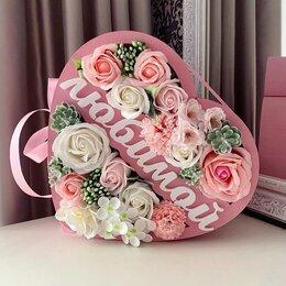 Цветы, букеты, композиции - Мыльные розы , 0