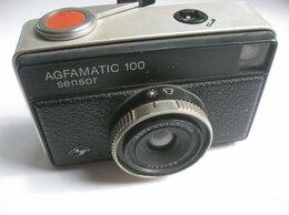 Пленочные фотоаппараты - Фотоаппарат AGFA AGFAMATIC 100 sensor. , 0