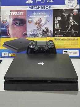 Игровые приставки - PS4. 18 игр.1 Тб. Вариант 17. Обмен на PS3-Xbox, 0