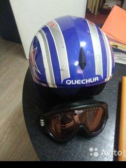 Шлемы - Шлем +очки, 0