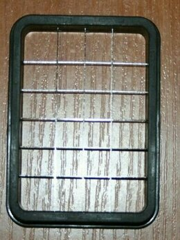 Блендеры - Philips Решётка 4x6 для нарезки кубиками от…, 0
