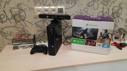 Игровые приставки - Xbox 360 (300гб) + Kinect, 0