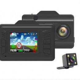 Видеорегистраторы - Сигнатурный видеорегистратор с радар детектором Stonelock SP-700, 0
