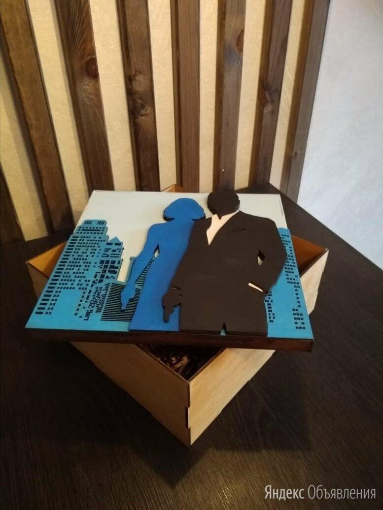 Подарочная коробка по цене 1300₽ - Подарочная упаковка, фото 0