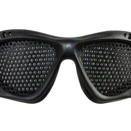 Средства индивидуальной защиты - Очки защитные сетка (перфорация), 0