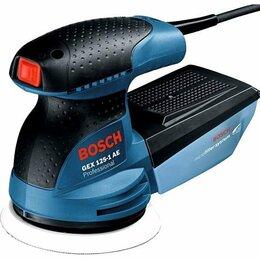Шлифовальные машины - Шлифмашина эксцентриковая Bosch GEX 125-1 AE…, 0