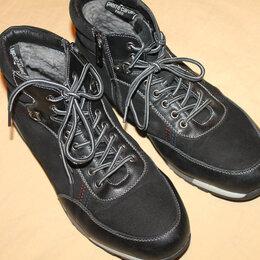Ботинки - Фирменные мужские ботинки Pierre Cardin (разм.42), 0