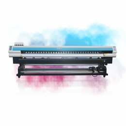 Полиграфическое оборудование - Эко-сольвентный Широкоформатный интерьерный принтер Audley S3200, 0
