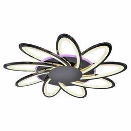 Люстры и потолочные светильники - Мощная светодиодная люстра с пультом ДУ (77), 0