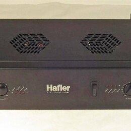 Усилители и ресиверы - Hafler P1500, 0