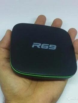 ТВ-приставки и медиаплееры - Smart TV приставка R69 2Gb+16Gb, 0