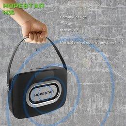 Портативная акустика - Портативная колонка Hopestar H35, 0