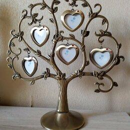 Фоторамки - Фоторамка семейное дерево, 0