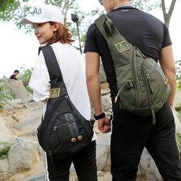 Дорожные и спортивные сумки - Сумка наплечная. Арт. 60, 0