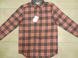Рубашки - Рубашка фланелевая Outfit Kids, р.152, новая, 0