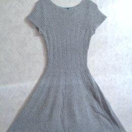 Платья - Новое вязаное платье, 0