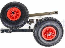 Аксессуары и комплектующие - Колёса транцевые 260 мм, 0