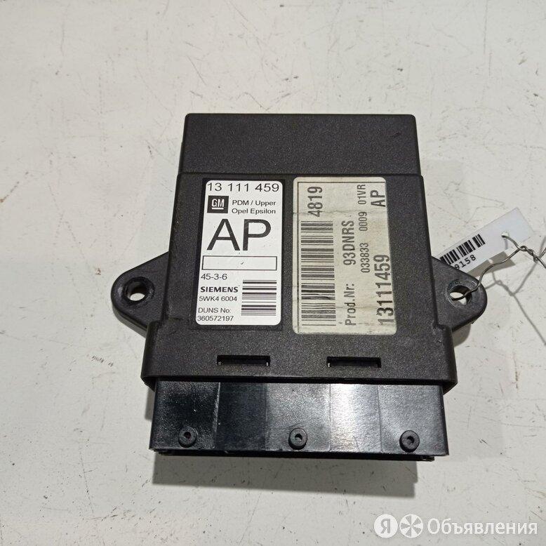 Блок управления двери передней правой Opel Signum 2.2л Дизель TD 13111459 по цене 1000₽ - Электрика и свет, фото 0