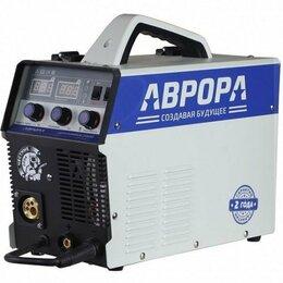 Сварочные аппараты - Инверторный синергетический полуавтомат АВРОРА…, 0