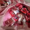 Сладкие  БУКЕТЫ   по цене 1800₽ - Подарочные наборы, фото 5