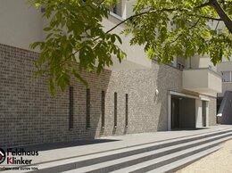 Клинкерная плитка - Фасад с клинкерной плиткой R 682, 0