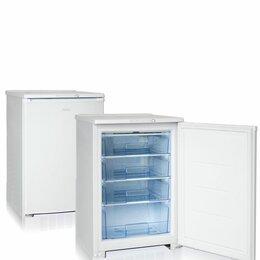 Холодильные шкафы - Шкаф морозильный 120 л, Бирюса -14Е-2 (-18С), 580х620х850 мм, Бирюса (Россия), 0