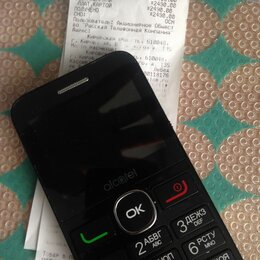 Мобильные телефоны - телефон новый alcatel, 0