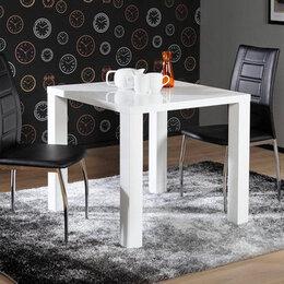 Столы и столики - стол Квадро Вайт, 0