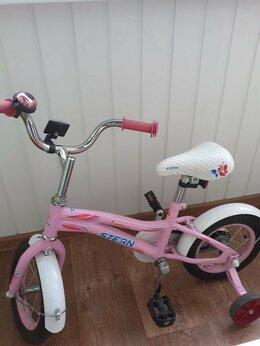 """Трехколесные велосипеды - Велосипед для девочек stern fantasy 12"""", 0"""