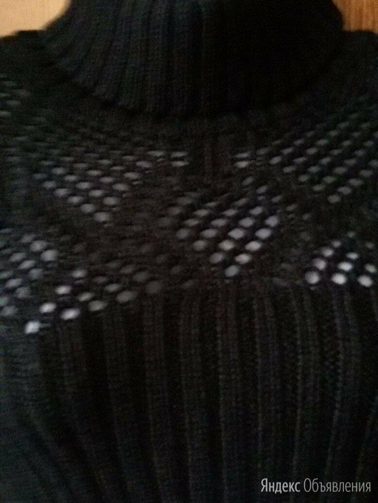 Болеро вязаная чёрная на платье, футболку р. 42-46 новая Турция по цене 800₽ - Свитеры и кардиганы, фото 0