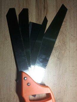 Пилы, ножовки, лобзики - 5 в 1 Ножовка по дереву , 5 сменных полотен SPARTA, 0