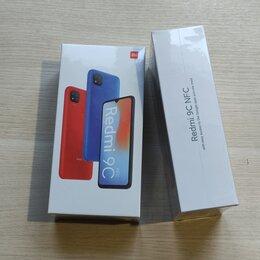 Мобильные телефоны - Redmi 9C NFC 3/64gb, 0
