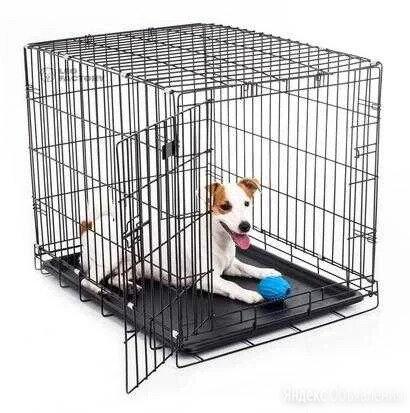 Новые Клетки для собак качественные российские по цене 3690₽ - Клетки, вольеры, будки , фото 0