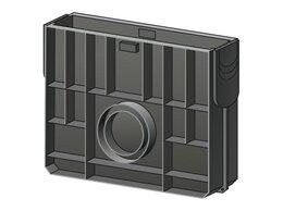 Дренажные системы - Пескоуловитель Альта-Профиль 500х413х131 мм, 0