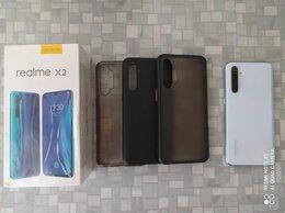 Мобильные телефоны - Realme X2 6/64 NFC. Как новый. Чехлы+стекло, 0
