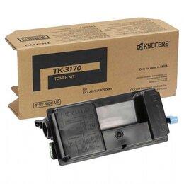 Аксессуары для принтеров и МФУ - Заправка картриджа Kyocera TK-3170 для принтера  Kyocera-Mita  EcoSys-P3050 Eco, 0