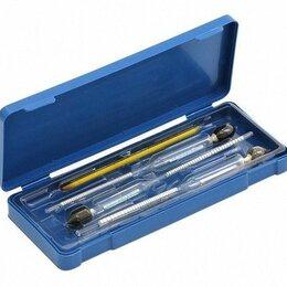 Аксессуары - Набор спиртометров бытовых МАГАРЫЧ (0-40, 40-70, 70-100 + термометр), 0