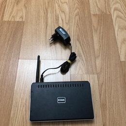 Оборудование Wi-Fi и Bluetooth - Роутер D-Link DIR-615, 0