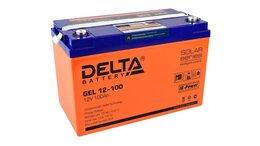Батарейки - Аккумуляторы для ибп 12в 100Ач AGM, GEL, 0