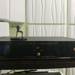 Усилители и ресиверы - Усилитель предварительный Electrocompaniet EC 4.8, 0