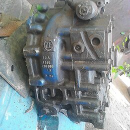 Трансмиссия  - Ретарда (ZF Intarder) КПП ZF 16S151 IT (ZF 16S181 IT, ZF 16S221 IT), 0