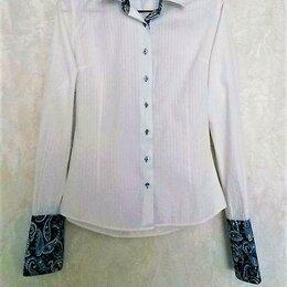 """Рубашки и блузы - Рубашка-блузка, """"British Style"""", р.40-42, 0"""