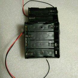 Батарейки - Батарейный отсек для 4-х AA 14500, 0