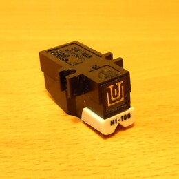 Аксессуары для проигрывателей виниловых дисков - Головка Unitra MF 100 101 102 104 гзм-155 без иглы, 0