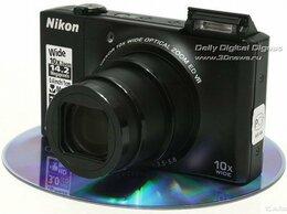 Фотоаппараты - Фотоаппарат Nikon coolpix s8000, 0