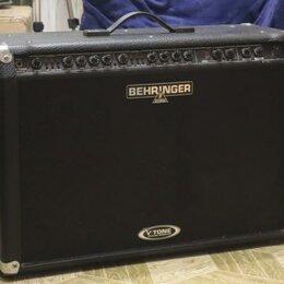 Гитарное усиление - Гитарный комбо Behringer GMX 212, 0