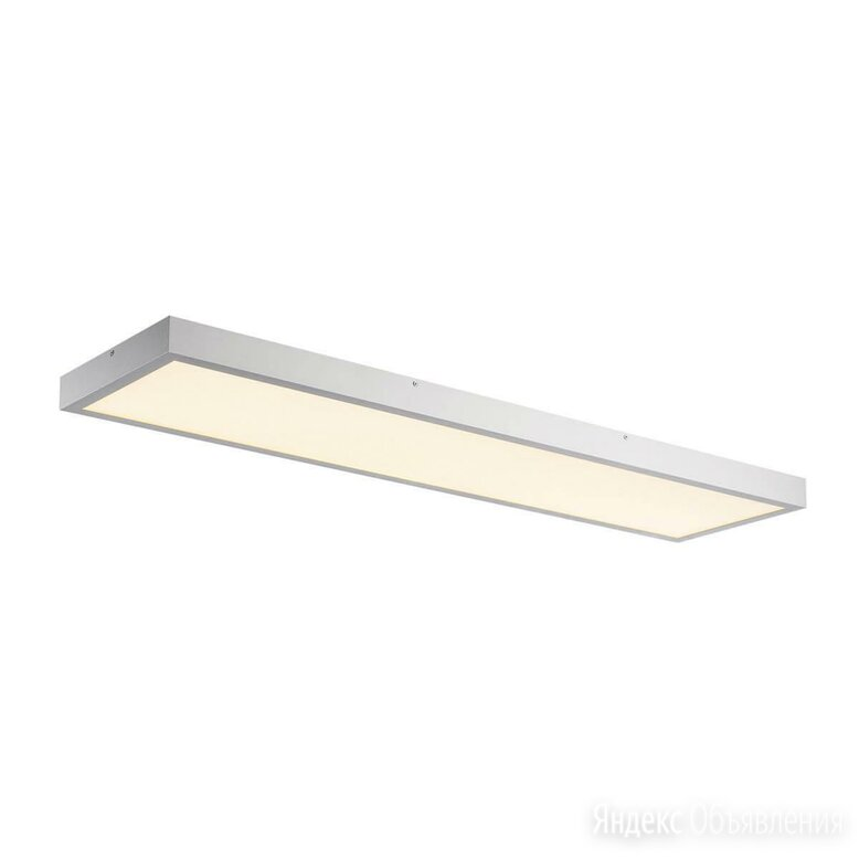 Светильник потолочный светодиодный белый Led Panel 1001508 по цене 27370₽ - Настенно-потолочные светильники, фото 0