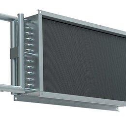 Водонагреватели - Водяной нагреватель для прямоугольных каналов WHR 500*300-2, 0
